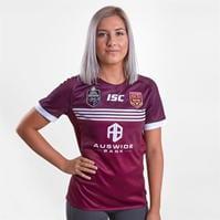 Tricouri sport ISC Queensland Maroons 2019 Replica pentru femei