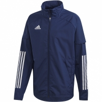 Jacheta Adidas Condivo 20 Allweather bleumarin ED9256