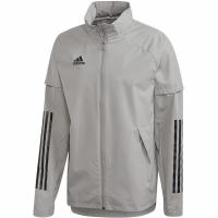 Jacheta Adidas Condivo 20 Allweather gri ED9192
