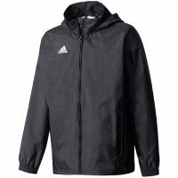 Jacheta adidas Coref Rai negru BR4120 copii teamwear adidas teamwear