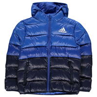 Jacheta adidas cu captuseala pentru copii