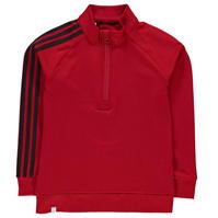 Jacheta adidas trei cu dungi Golf pentru baietei