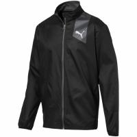 Jacheta barbati alergare Puma Ignite negru 517006 06