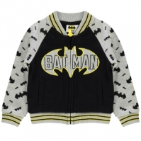 Jacheta Baseball pentru baieti cu personaje