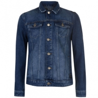 Jacheta Firetrap Blackseal Denim