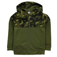 Jacheta Puma Camo cu fermoar pentru baietei