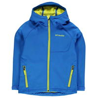 Jacheta Columbia Cascade Ridge Softshell pentru copii
