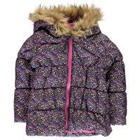 Jacheta Crafted cu captuseala pentru fete pentru Bebelusi