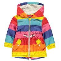 Jacheta Crafted Essentials ploaie pentru fete
