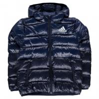 Jacheta adidas cu captuseala pentru baietei