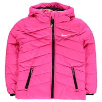 Jacheta Nike cu captuseala pentru fete pentru Bebelusi