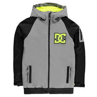 Jacheta DC Troop Snow Youth pentru baieti