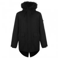 Jacheta Fabric Long pentru Barbati