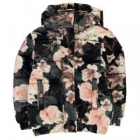 Jacheta Firetrap catifea Bomber pentru fete pentru Bebelusi