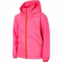 Jacheta For 4F J4L19 JKUD401 54N roz Neon pentru fete