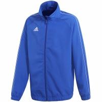 Mergi la Jacheta Hanorace For Adidas Core 18 Presentation albastru CV3688 pentru copii pentru Copii