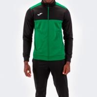 Jacheta Joma Winner verde-negru