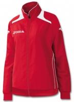 Jacheta Joma Champion II Poly rosu-alb pentru Femei