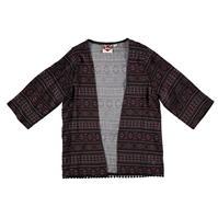 Jacheta Kimono Lee Cooper cu imprimeu pentru fetite