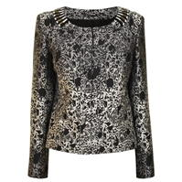 Jacheta MATTHEW WILLIAMSON Embellished Brocade