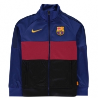 Mergi la Jacheta Nike FC Barcelona pentru baietei