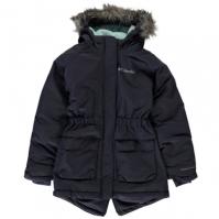 Jacheta parka Columbia Nordic pentru fetite