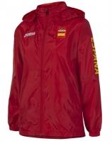 Jacheta ploaie Joma Coe rosu pentru Femei