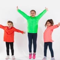 Jacheta ploaie Joma Iris Orange