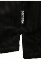Jacheta pufoasa Sherpa Southpole Corduroy negru
