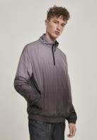 Jacheta Pulover Gradient negru-gri Urban Classics