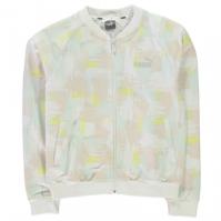 Jacheta Puma AOP Bomber pentru fetite