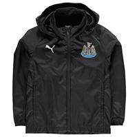 Jacheta Puma Newcastle United ploaie 2018 2019 pentru copii