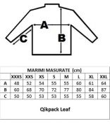Jacheta Qikpack Leaf Trespass