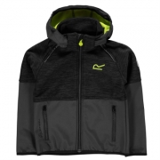 Jacheta Regatta Hydro Soft Shell pentru baietei