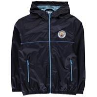 Jacheta Source Lab Manchester City FC Shower pentru baietei