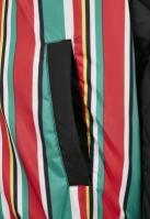 Jacheta Southpole cu dungi College multicolor