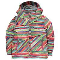 Jacheta Spyder Bitsy Duffle pentru fete pentru Bebelusi