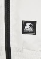 Jacheta Starter Jogging negru-alb