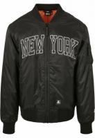 Jacheta Starter New York Bomber negru