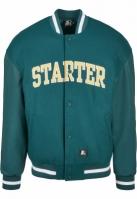 Jacheta Starter Team retro-verde