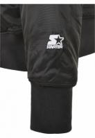 Jacheta Starter The clasic Logo Bomber negru