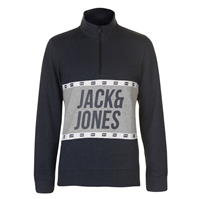 Jack and Jones Core Jcopassion cu fermoar Top