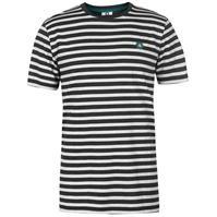 Tricou cu imprimeu Jack and Jones cu dungi Core pentru Barbati