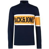 Jack and Jones Core York tricot cu fermoar