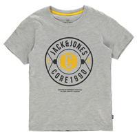 Tricou cu imprimeu Jack and Jones Large Chest pentru copii