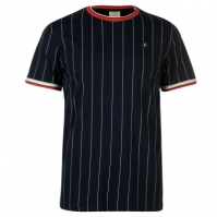 Jack and Jones Org Pinstripe T barbati