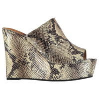 Jeffrey Campbell Mansfield Wedged Shoes