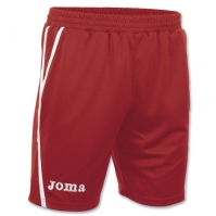Pantaloni scurti sport Joma Bermuda Combi rosu-alb