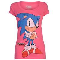 Jocuri Tricou Official Sega Sonic the Hedgehog