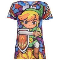 Jocuri Tricou Official Zelda pentru Femei